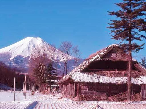 富士川型の屋根