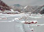 大雪の一日 午後4時