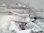 大雪の一日 12時